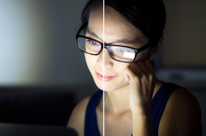 clarite-computador-television-noche